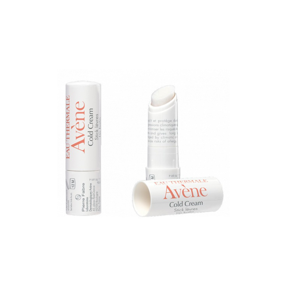 Avene Stick Labial Cold Cream