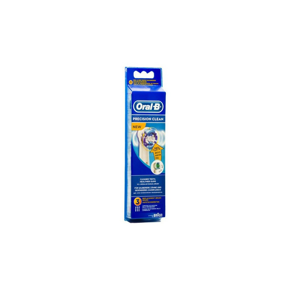 Oral-B Precision Clean 3 Recambios