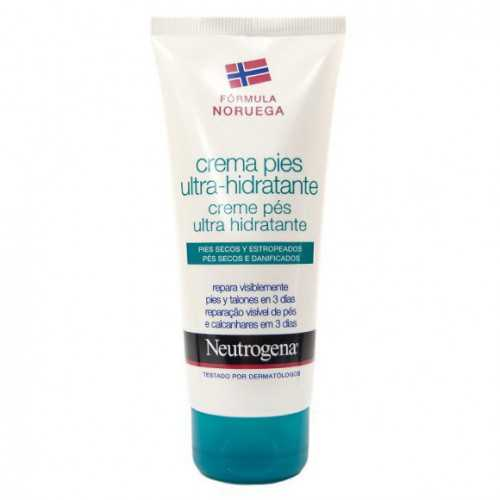 Neutrogena Crema Ultra-hidratante Pies 100 ml.