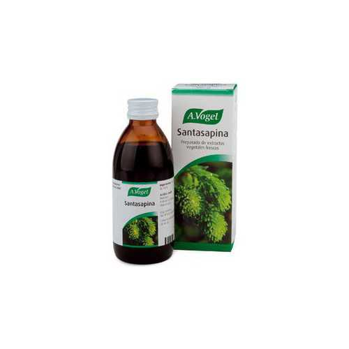 A. Vogel Santasapina Jarabe 200 ml. (Bioforce)