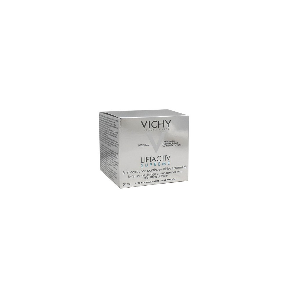Vichy Liftactiv Supreme Piel Normal/Mixta 50 ml.