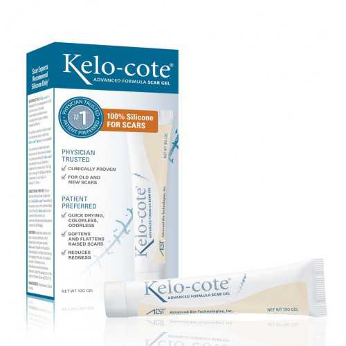 Kelo-Cote Gel para Cicatrices SPF 30, 15 ml.