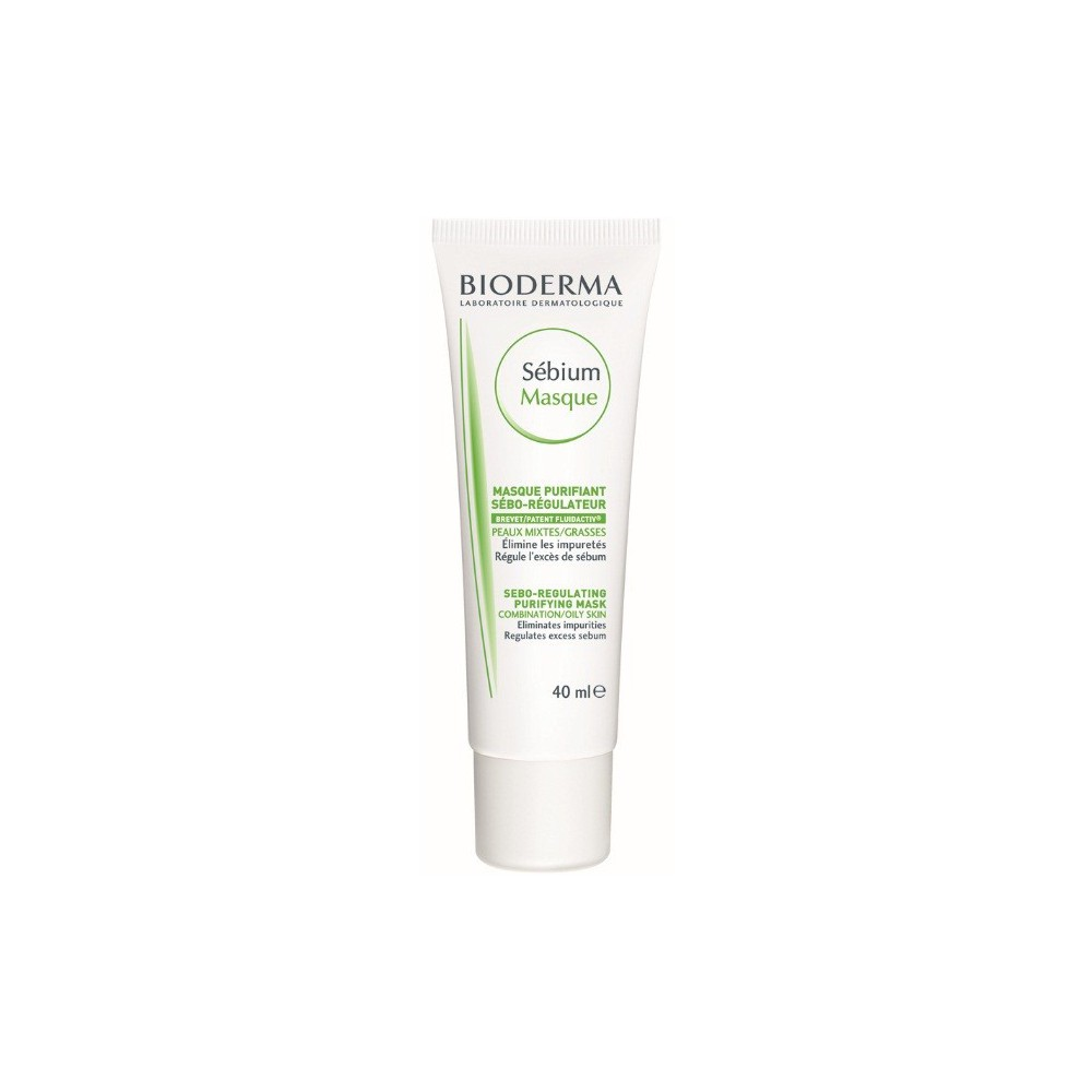 Bioderma Sebium Mascarilla 40 ml.