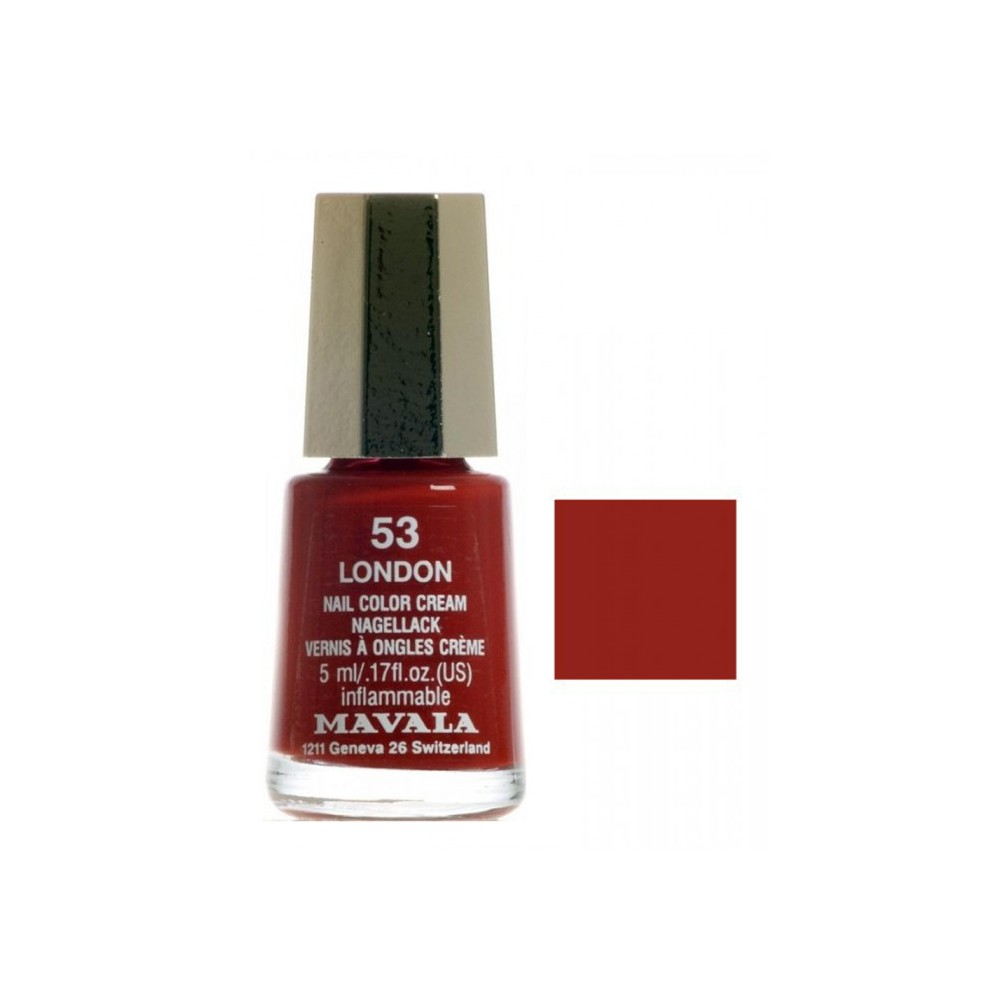 Mavala Esmalte de Uñas Mavala London 53 5 ml.
