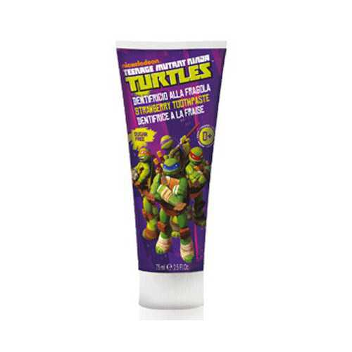 Pasta Dental Infantil Tortugas Ninja 75 ml.