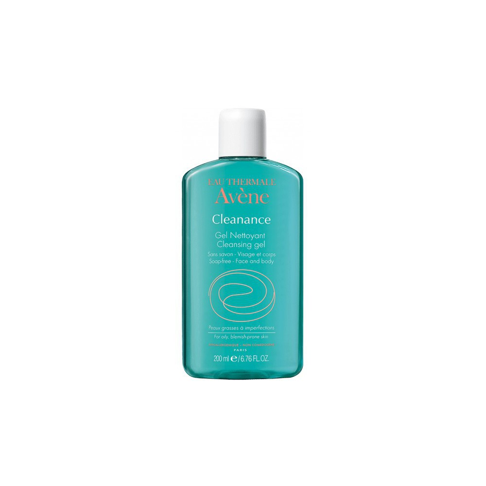 Avene Cleanance Gel Limpiador 200 ml.