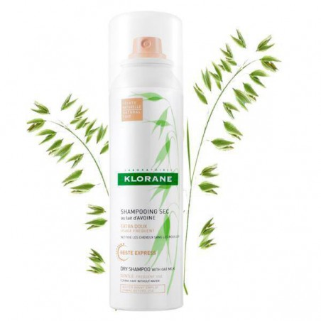 Klorane Avena Champu Seco Spray 150 ml.