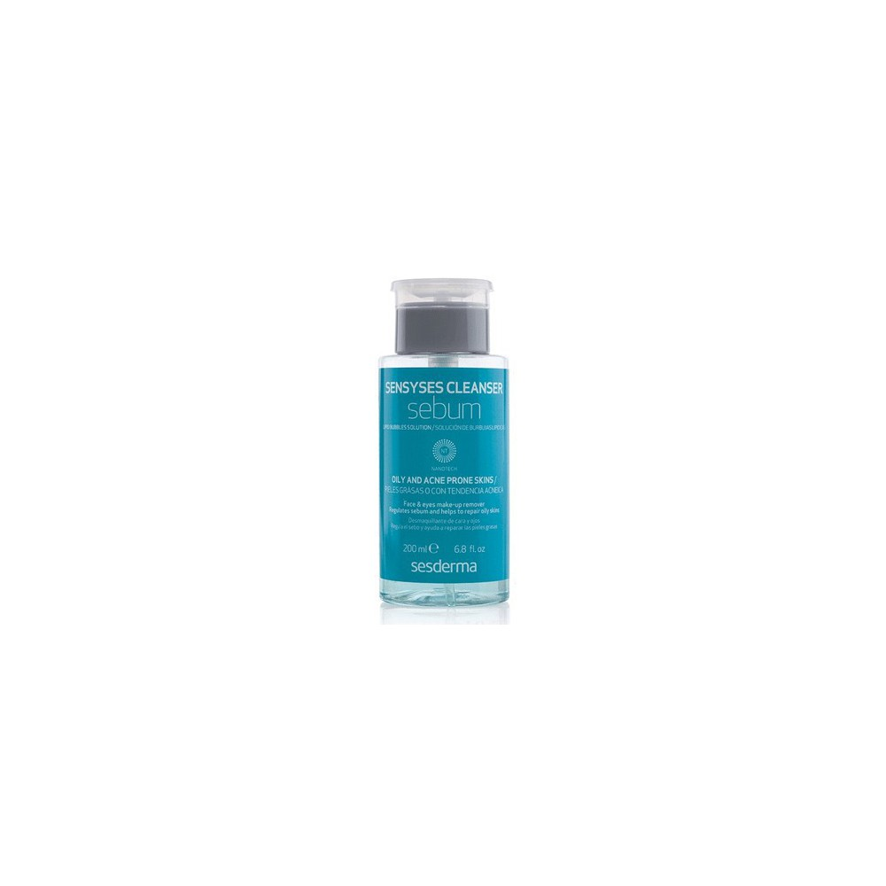 Sesderma Sensyses Cleanser Sebum 200 ml.