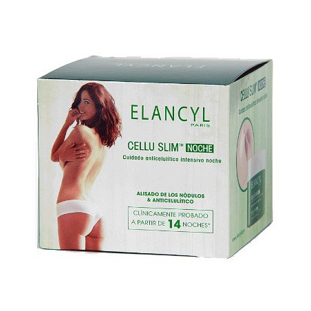 Elancyl Cellu Slim Noche Anticelulítico Intensivo 250 ml