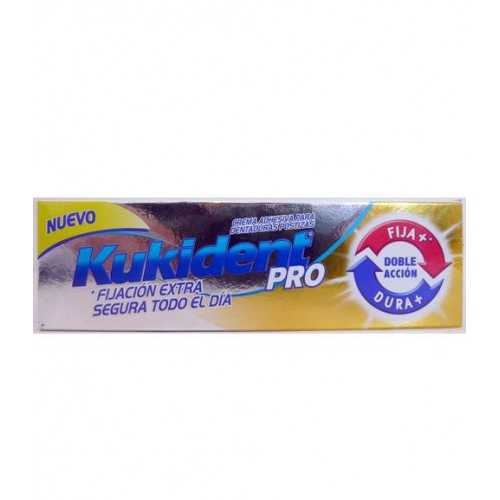 Kukident Pro Doble Acción 60 gr.