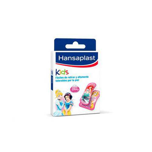 Hansaplast Kids Tiras Disney Princess