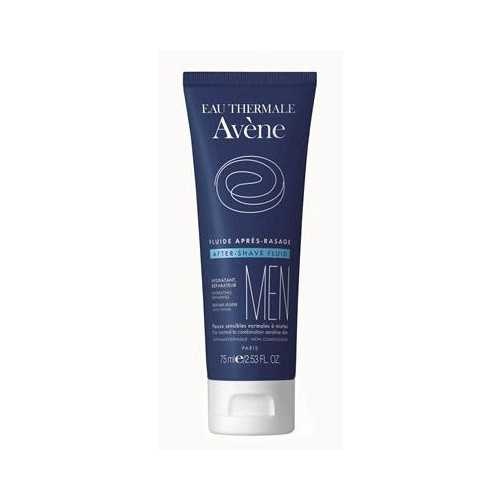 Avene Men Fluido Despues de Afeitar 75 ml.