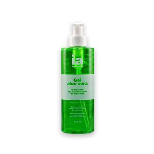 Interapothek Gel Aloe Vera Puro 250 ml.