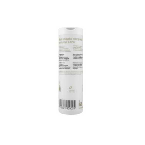 Interapothek Hidratante Natural Cero 400 ml.