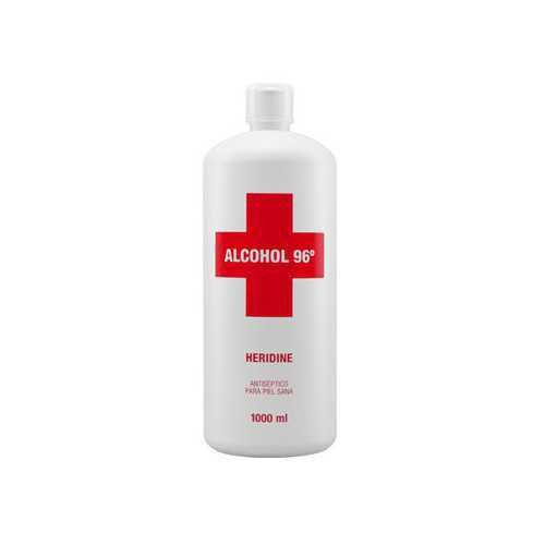 Interapothek Heridine Alcohol 96 º 250 ml.