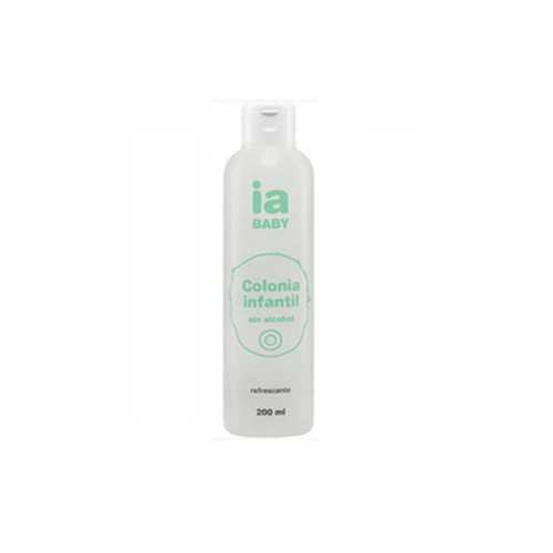 Interapothek Colonia Infantil Sin Alcohol 200 ml.
