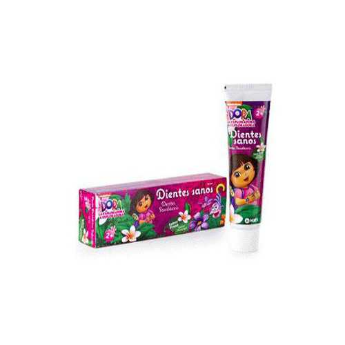 Kin Dora Exploradora Pasta Dental 50 ml.