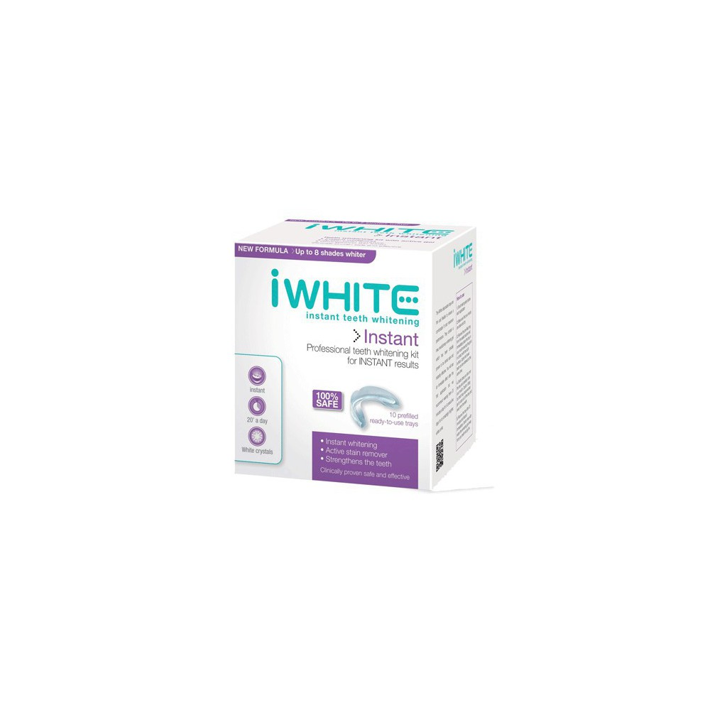 iWhite Instant Blanqueamiento Profesional instant 10 Moldes