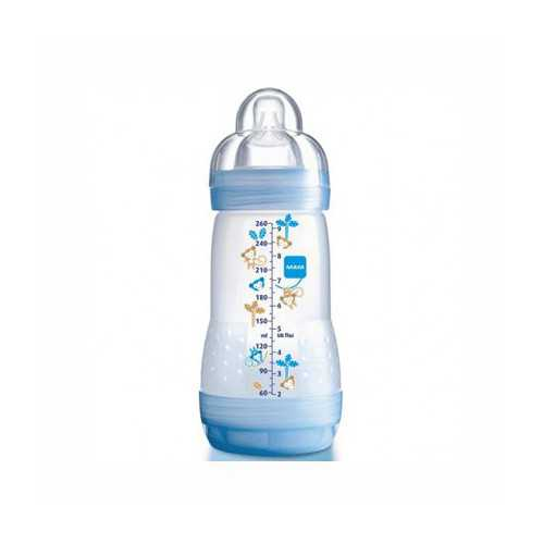 MAM Biberon 0% BPA Anticolico 260 ml.