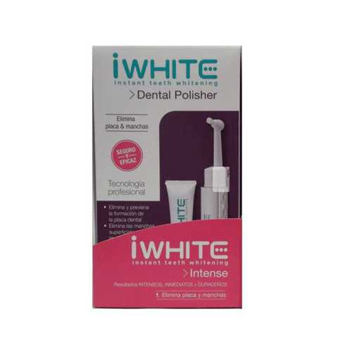 iWhite Cepillo Dental Polisher Tratamiento Intensivo