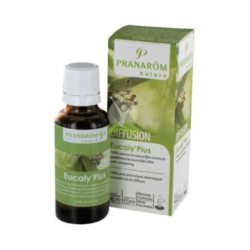 Pranarom Difusion Eucaly Plus 30 ml.