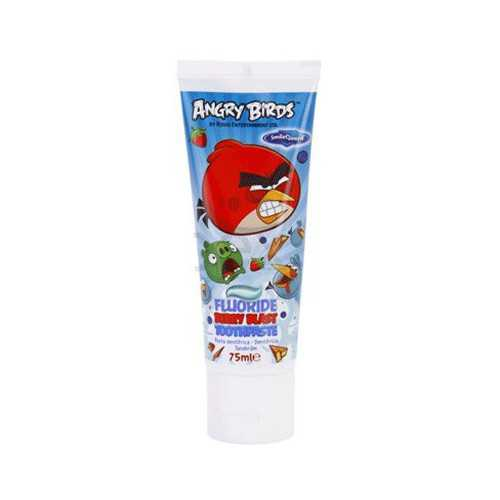 Angry Birds Pasta Dental Infantil 75 ml.