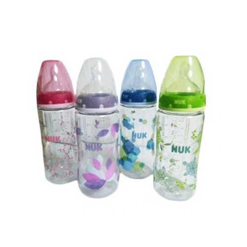 Nuk First Choice Biberon Silicona T1M 300 ml.