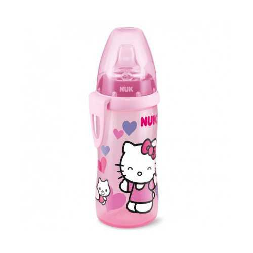 Nuk Active Cup Hello Kitty 12M+ 300 ml.