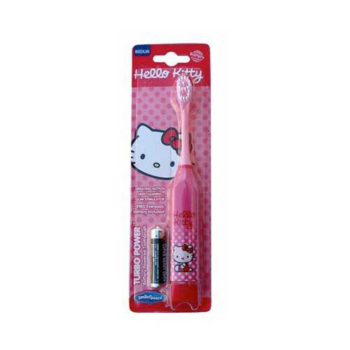 Cepillo Dental Hello Kitty con Pilas