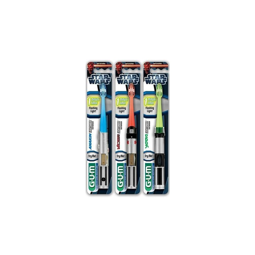 Gum Cepillo Dental Star Wars Laser 4030