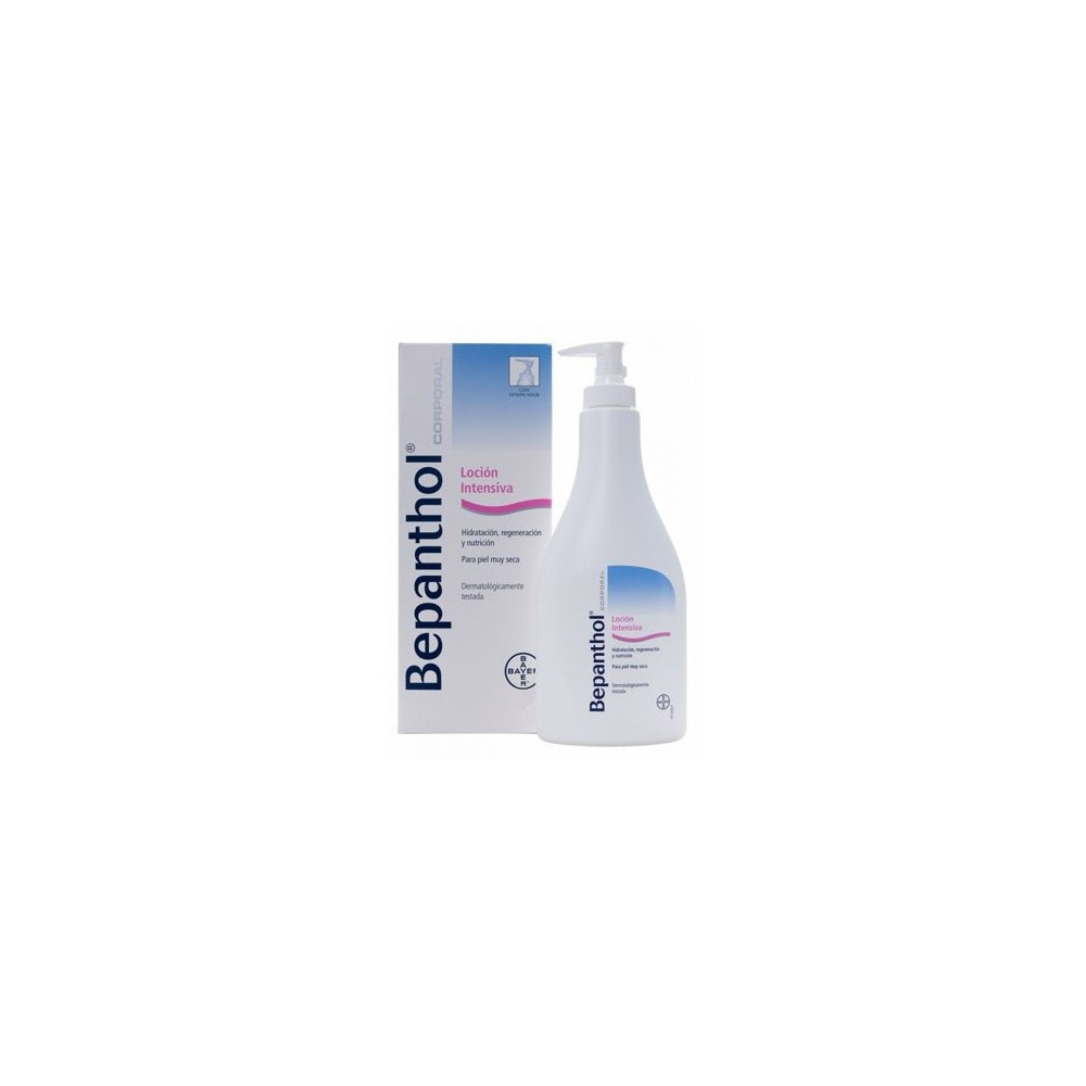 Bepanthol Loción Intensiva 400 ml