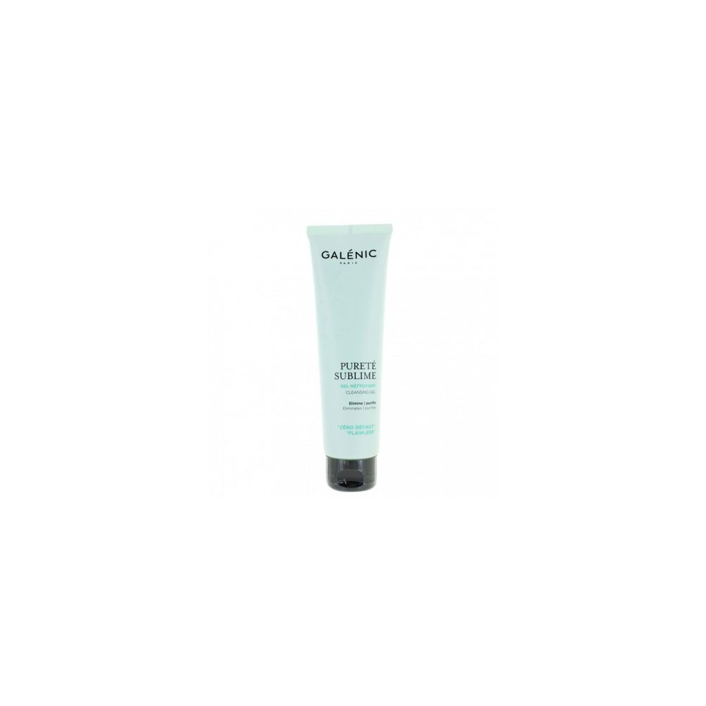 Galenic Purete Sublime Gel Limpiador Purificante 150 ml.