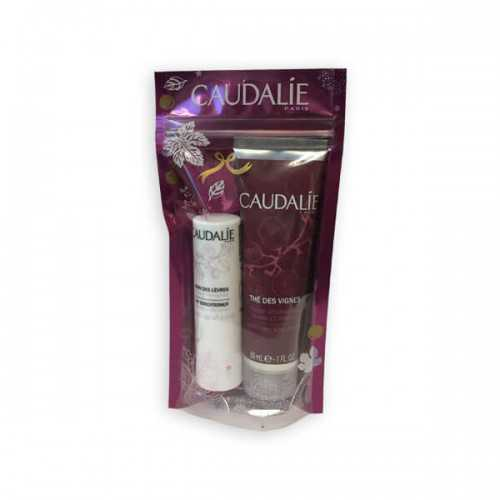 Caudalie Pack Stick Labial + Crema de Manos The Des Vignes
