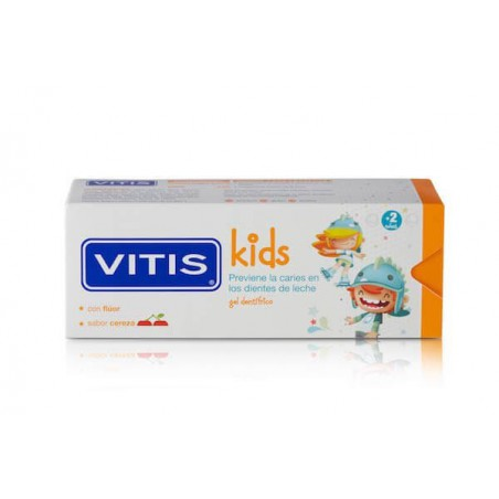 Vitis Kids Gel Dental 50 ml