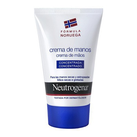 Neutrogena Crema Manos Concentrada 50 ml.
