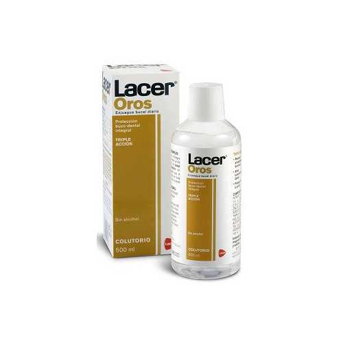 Lacer Oros Colutorio 500 ml.