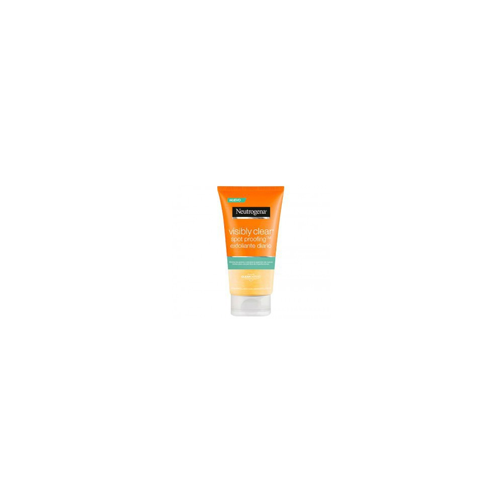 Neutrogena Visibly Clear Exfoliante 150 ml