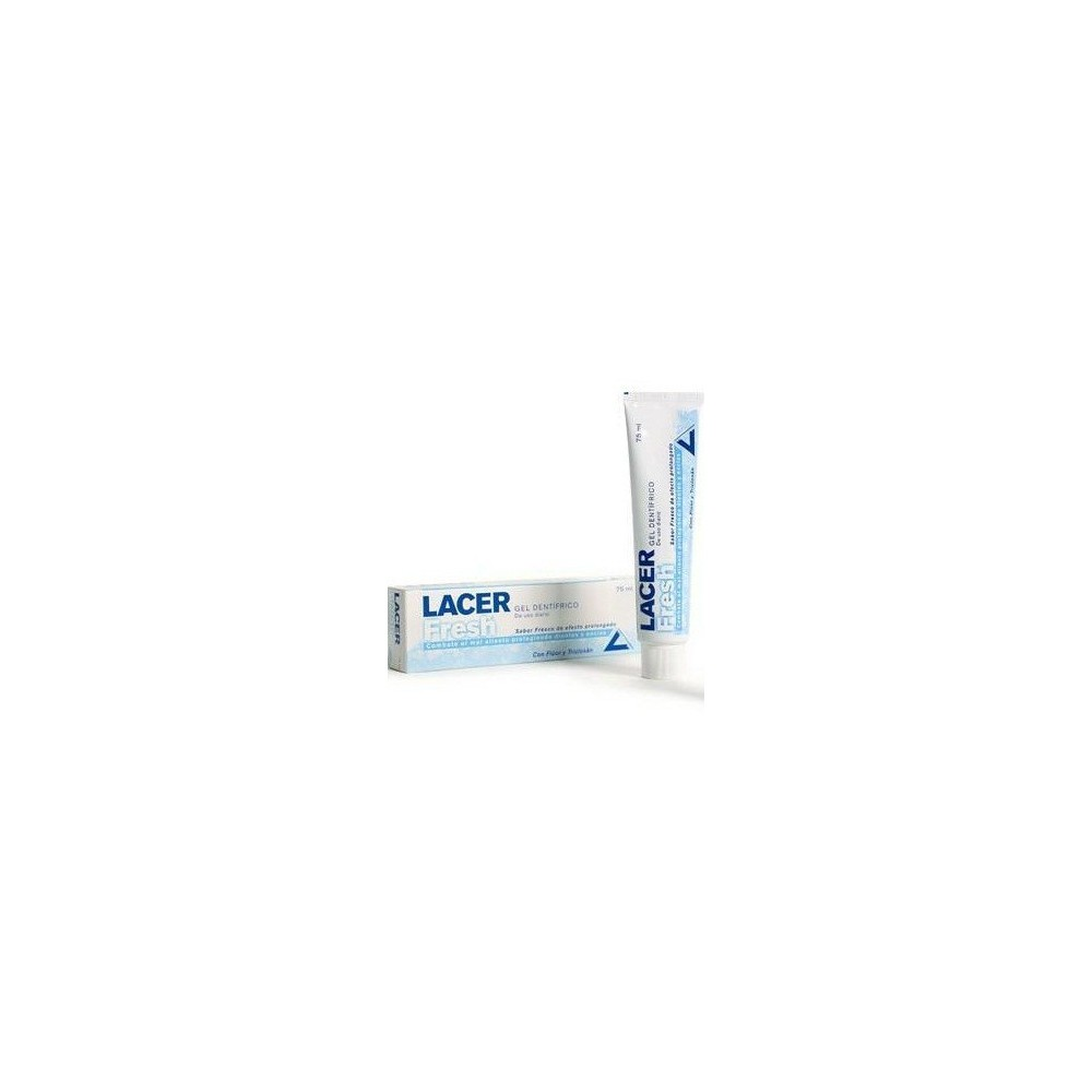 Lacerfresh Gel Dentifrico 75 ml.