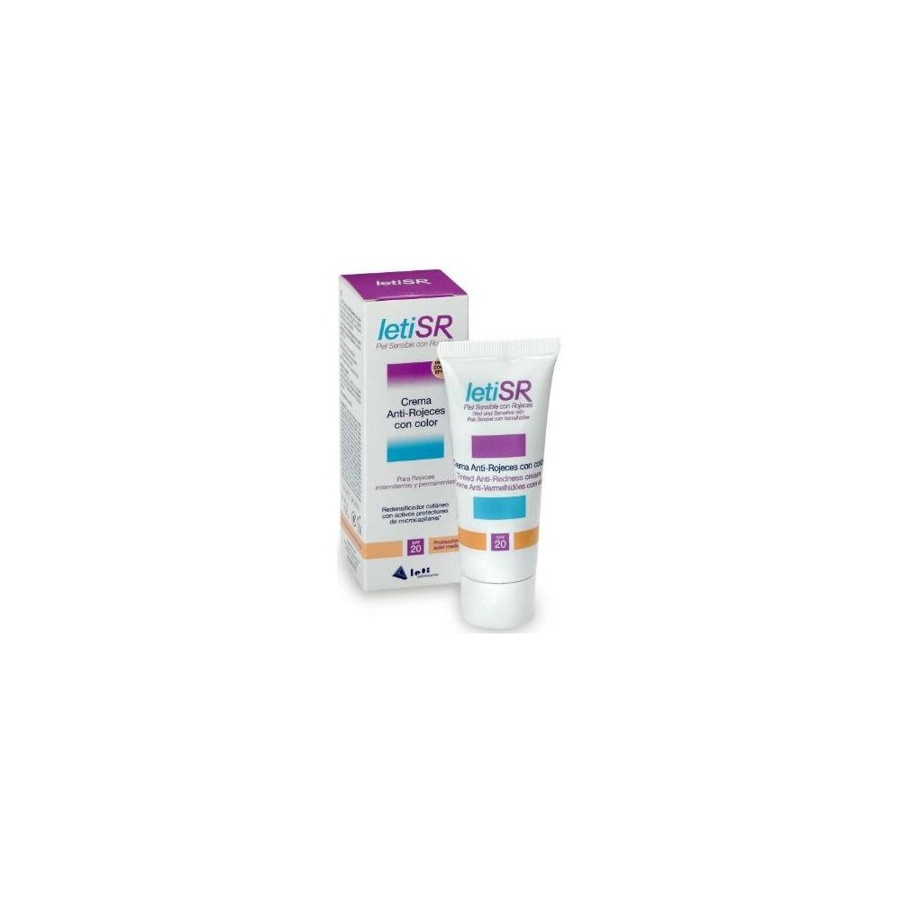 Leti Sr Crema Anti-Rojeces Color 40 ml