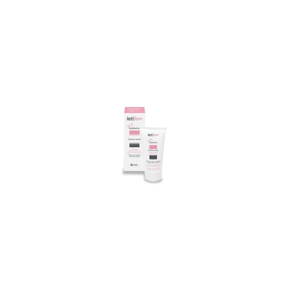 Letifem Pediatrico Crema Vulvar 30 ml.