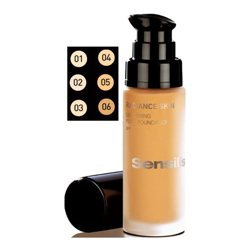 Sensilis Color Radiance Skin Fluid