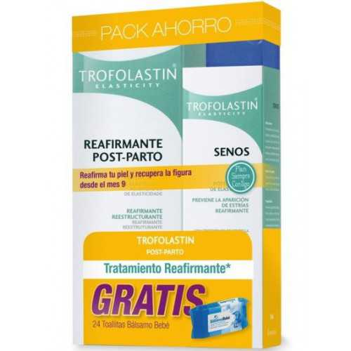 Trofolastin Kit Post-Parto / Senos