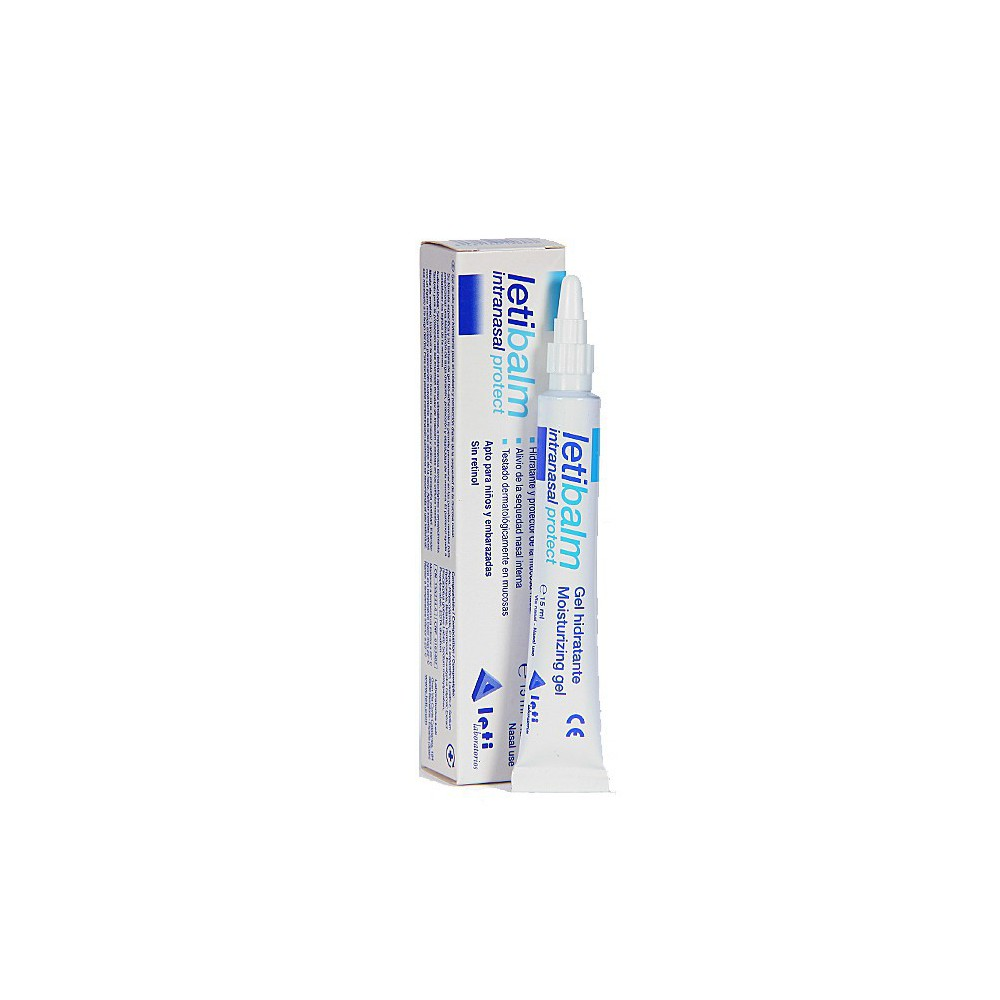 Letibalm Intranasal Protect Gel 15 ml.