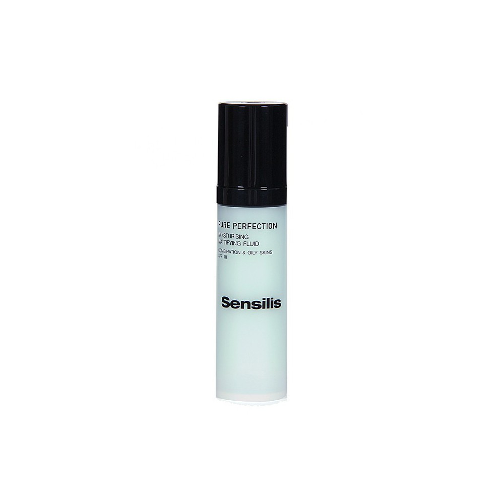 Sensilis Pure Perfection Fluido Matificante SPF10, 50 ml