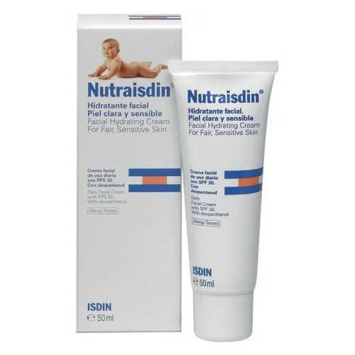 Nutraisdin Crema Facial Piel Sensible 50 ml.