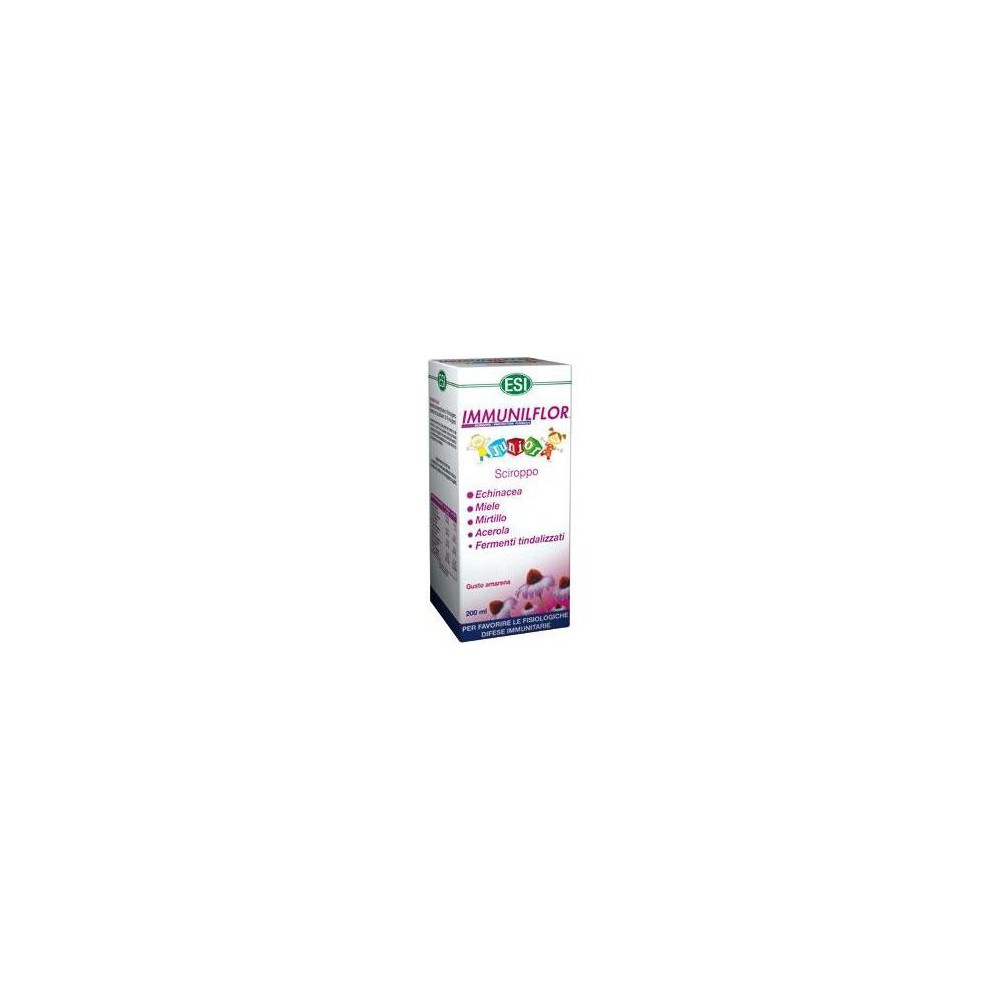 ESI Immunilflor Junior Jarabe 200 ml.