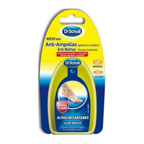 Scholl Anti-Ampollas Apositos Mixtos