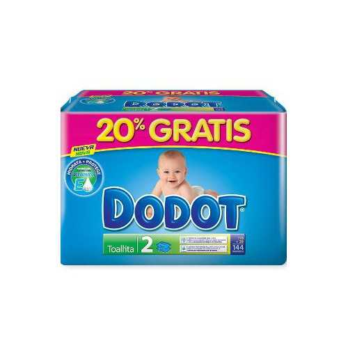 Dodot Toallitas Sensitive