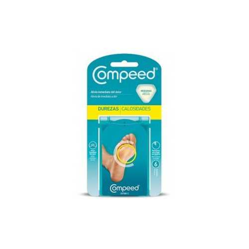 Compeed Durezas 6 Apósitos