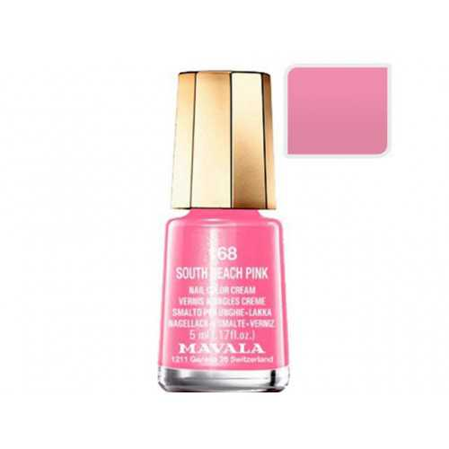 Mavala Esmalte de Uñas South Beach Pink (168)